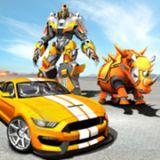 犀牛机器人汽车改造游戏最新版