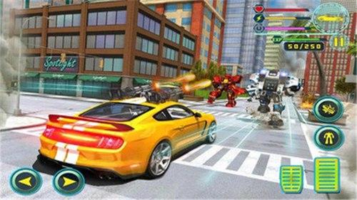 犀牛机器人汽车改造游戏最新版下载