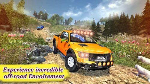 4X4极限越野驾驶模拟器游戏官方版最新版
