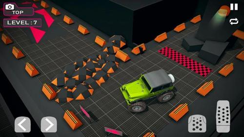 越野驾驶模拟专业版无限金币版