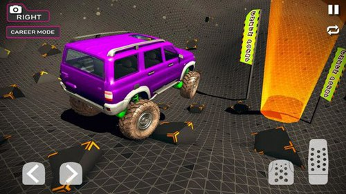 越野驾驶模拟专业版无限金币版最新版