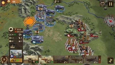 将军的荣耀3钢铁命令无敌版下载