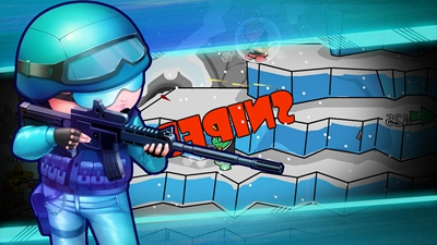 小小枪战2破解版无敌版最新版